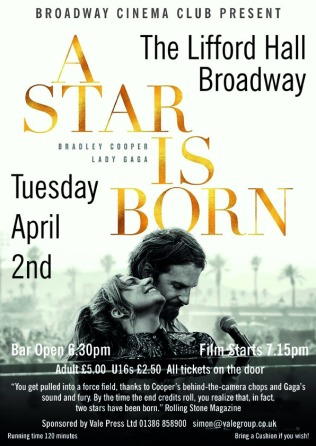 Star is Born A4-1